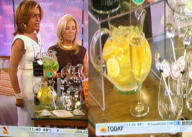The Today Show, May, 2013